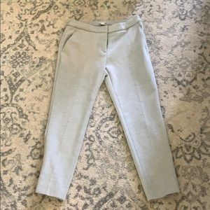 H&M Ankle Pants Gray